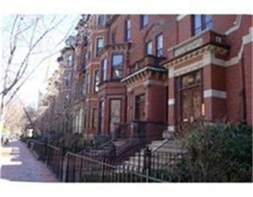 Casa Unifamiliar por un Alquiler en 86 Marlborough Street Boston, Massachusetts 02116 Estados Unidos