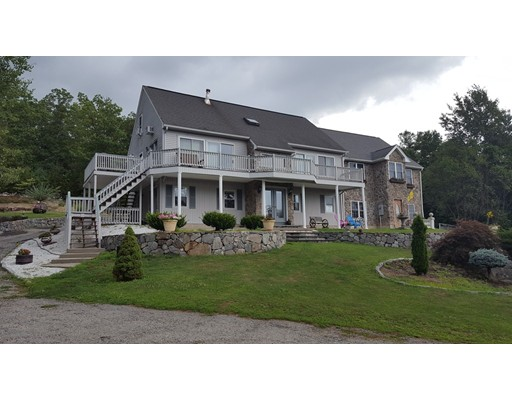 Casa Unifamiliar por un Venta en 5 Intervale Circle Dudley, Massachusetts 01571 Estados Unidos