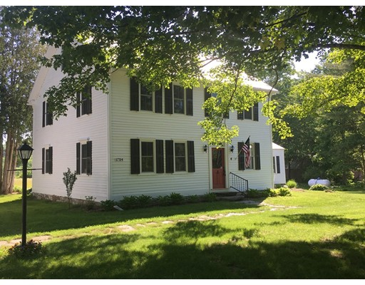 Single Family Home for Sale at 4 Cross Street Buckland, Massachusetts 01338 United States