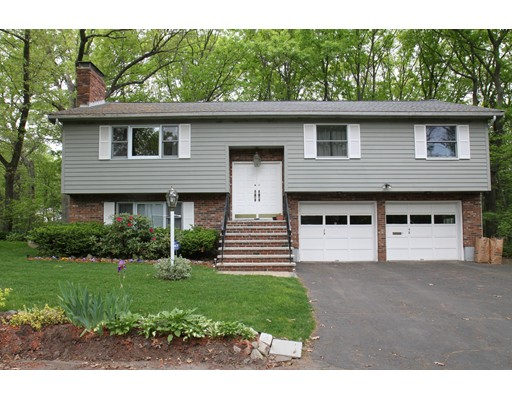Single Family Home for Rent at 1 Blueberry Hill Lane Arlington, Massachusetts 02474 United States