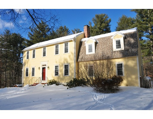 Single Family Home for Sale at 13 Tenney Road 13 Tenney Road Westford, Massachusetts 01886 United States