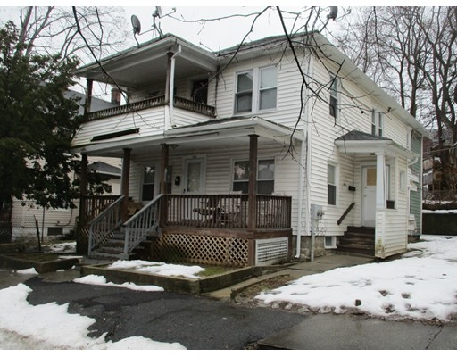 197-199 Leyfred Terrace, Springfield, MA 01108