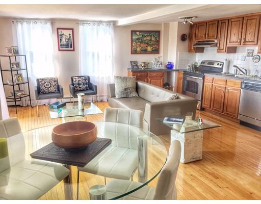 独户住宅 为 出租 在 54 Russell Street 波士顿, 马萨诸塞州 02129 美国