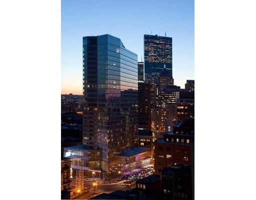 独户住宅 为 出租 在 110 Streetuart Street 波士顿, 马萨诸塞州 02116 美国