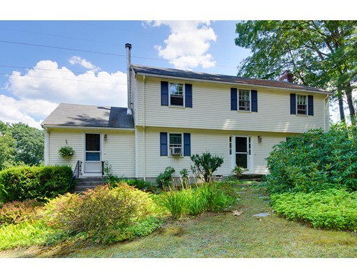 Single Family Home for Sale at 11 Meadowview Road Wayland, Massachusetts 01778 United States