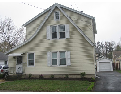 228 Edendale St, Springfield, MA 01104