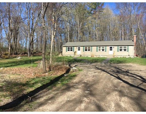 Casa Multifamiliar por un Venta en 21 Pelham Road Belchertown, Massachusetts 01007 Estados Unidos