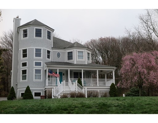 Single Family Home for Sale at 100 Gondola Avenue Jamestown, Rhode Island 02835 United States