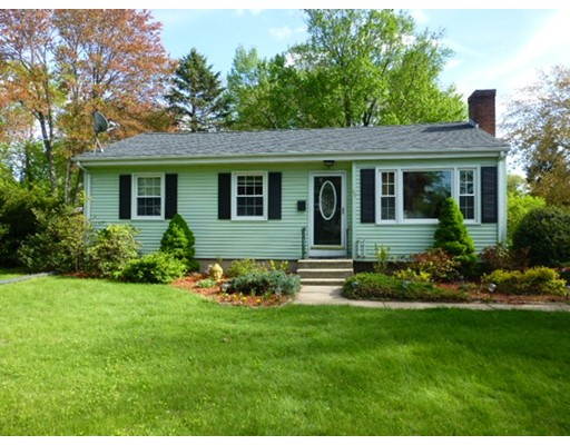 Single Family Home for Sale at 69 Parker Street Agawam, Massachusetts 01001 United States