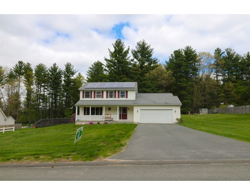 Частный односемейный дом для того Продажа на 4 Nicole Circle Southampton, Массачусетс 01073 Соединенные Штаты