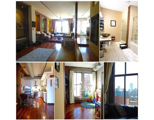 Single Family Home for Rent at 35 Channel Center Street Boston, Massachusetts 02210 United States
