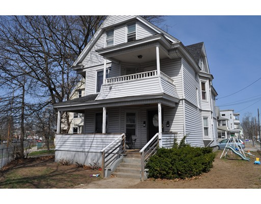 Multi-Family Home for Sale at 735 Belmont Avenue Springfield, Massachusetts 01108 United States