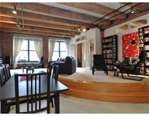 Additional photo for property listing at 33 Sleeper Street  Boston, Massachusetts 02210 Estados Unidos