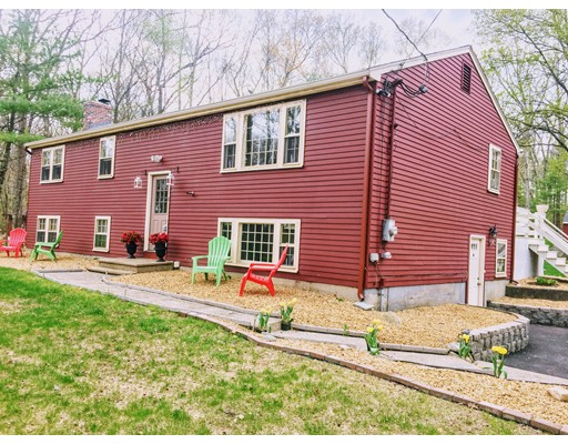 Single Family Home for Sale at 18 Beaver Brook Littleton, Massachusetts 01460 United States