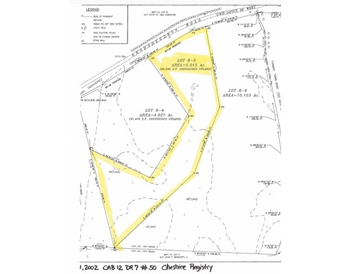 Land for Sale at 8 Rhododendron Road Fitzwilliam, New Hampshire 03447 United States