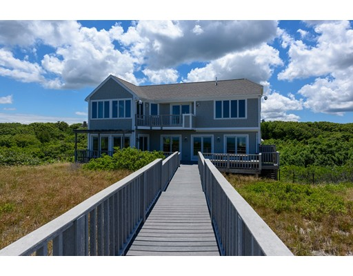 Single Family Home for Sale at 14 Beach Way 14 Beach Way Sandwich, Massachusetts 02537 United States