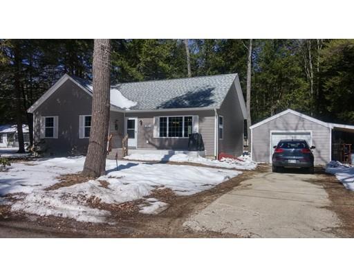 Casa Unifamiliar por un Venta en 95 Loop Road Jaffrey, Nueva Hampshire 03452 Estados Unidos