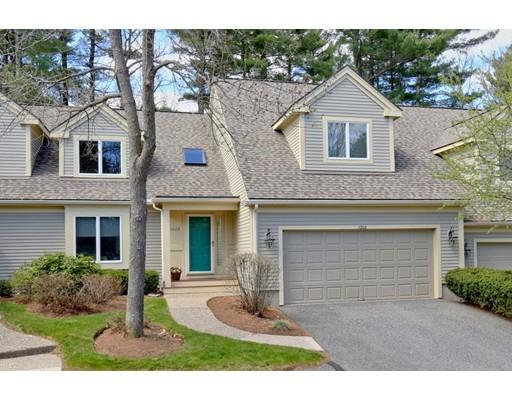 Condominium for Sale at 1002 Wisteria Lane Wayland, Massachusetts 01778 United States