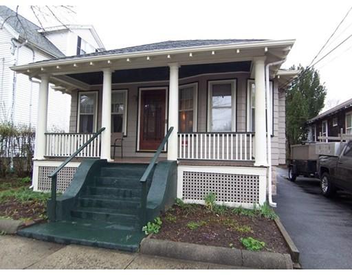 Частный односемейный дом для того Аренда на 27 Lafayette Street Arlington, Массачусетс 02474 Соединенные Штаты