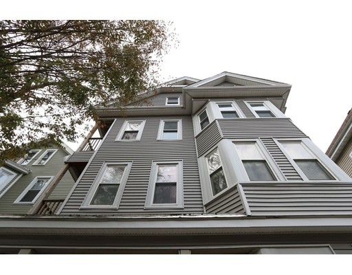 Single Family Home for Rent at 3147 Washington Street Boston, Massachusetts 02130 United States