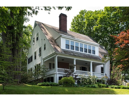 Single Family Home for Sale at 94 Crescent Street Northampton, Massachusetts 01060 United States