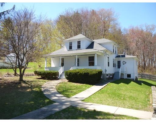 独户住宅 为 销售 在 26 Central Street Auburn, 马萨诸塞州 01501 美国
