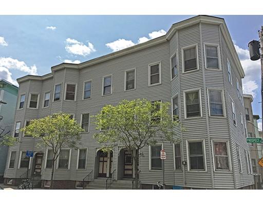 Casa Unifamiliar por un Alquiler en 357 Prospect Street Cambridge, Massachusetts 02139 Estados Unidos