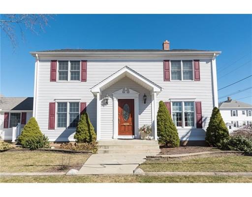 独户住宅 为 销售 在 78 Boulevard Avenue Lincoln, 罗得岛 02865 美国