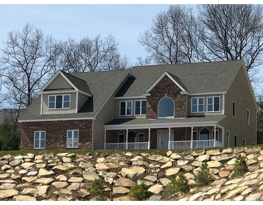 8 Indian Circle, Holliston, MA 01746