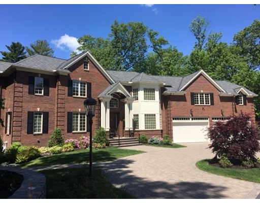 Single Family Home for Sale at 18 Prides Circle Andover, Massachusetts 01810 United States
