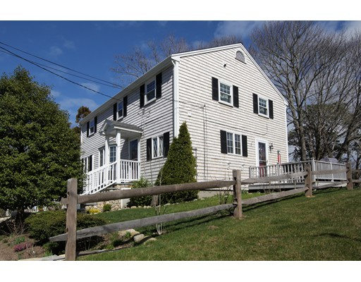 Single Family Home for Sale at 55 Summerbell Barnstable, Massachusetts 02632 United States