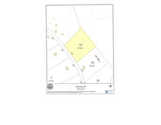 Land for Sale at Ferin Road Ashburnham, Massachusetts 01430 United States