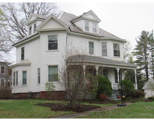 Multi-Family Home for Sale at 56 Taylor Street Amherst, Massachusetts 01002 United States