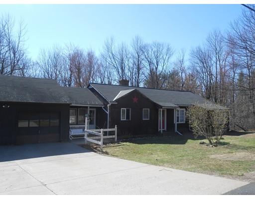 Casa Unifamiliar por un Venta en 65 Chester Road Blandford, Massachusetts 01008 Estados Unidos