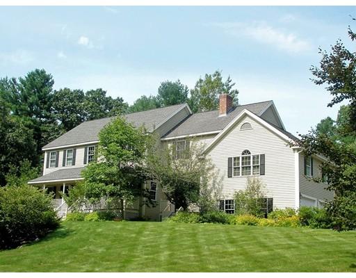 Maison unifamiliale pour l Vente à 14 Priest Lane Boxborough, Massachusetts 01719 États-Unis