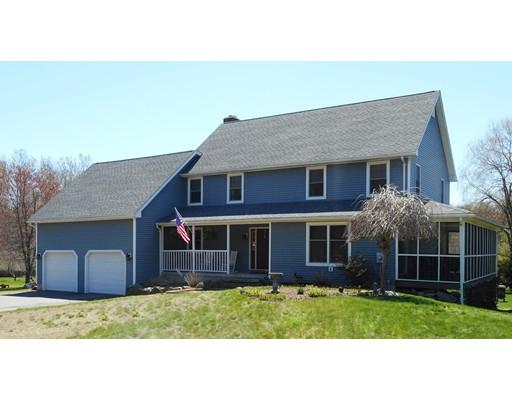 独户住宅 为 销售 在 316 Cold Spring Road 贝尔彻敦, 马萨诸塞州 01007 美国