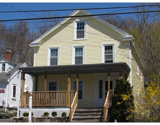 Single Family Home for Sale at 164 Main Street Millville, Massachusetts 01529 United States