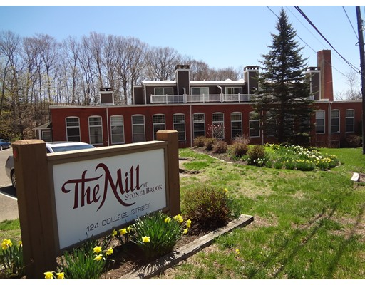 Condominium for Sale at 124 College Street South Hadley, Massachusetts 01075 United States