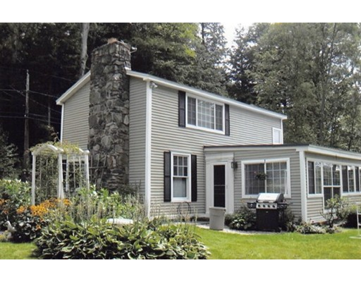 Single Family Home for Sale at 51 Shore Drive 51 Shore Drive Shutesbury, Massachusetts 01072 United States