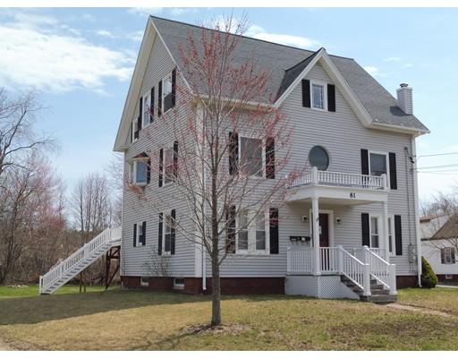 多户住宅 为 销售 在 81 Elm Street Templeton, 马萨诸塞州 01468 美国