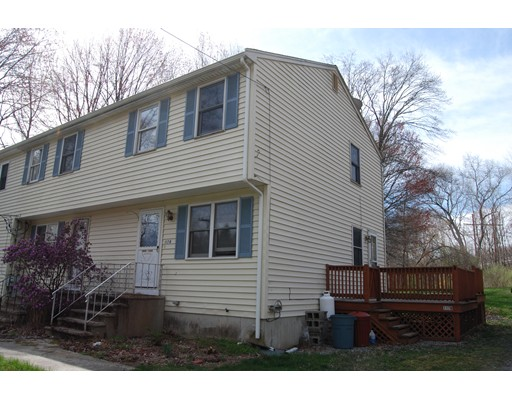 Condominium for Sale at 117 Providence Street Millville, Massachusetts 01529 United States