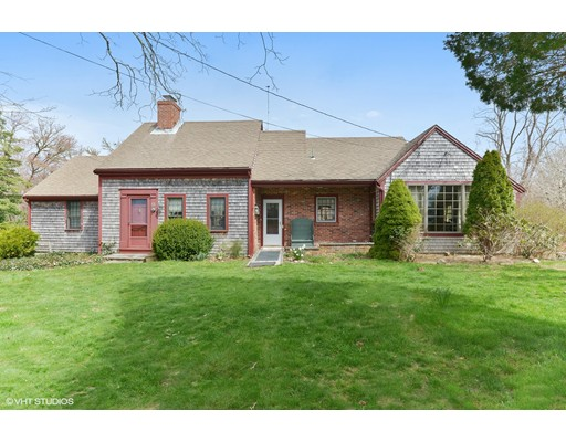 Single Family Home for Sale at 40 Governor Prence Road Eastham, Massachusetts 02642 United States