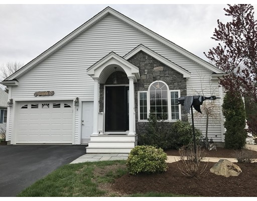 Single Family Home for Sale at 9 Harmony Xing East Bridgewater, Massachusetts 02333 United States