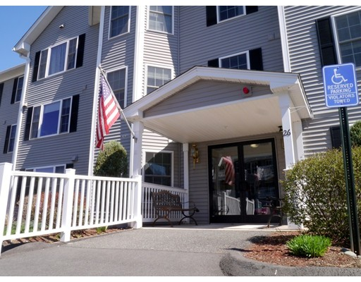 Condominium for Sale at 26 Green Leaves Drive Amherst, Massachusetts 01002 United States