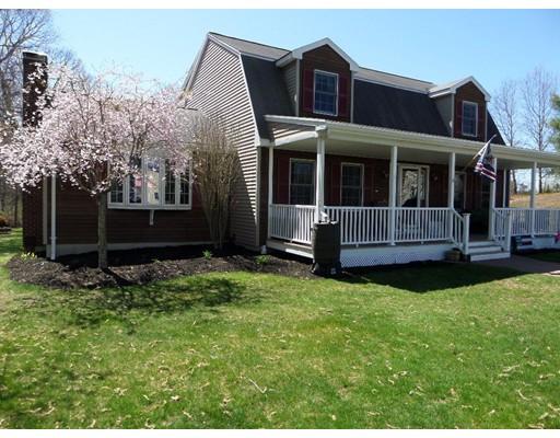 Частный односемейный дом для того Продажа на 160 Juniper Avenue Attleboro, Массачусетс 02703 Соединенные Штаты
