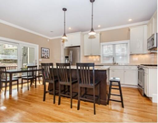 Single Family Home for Rent at 1281 Walnut Street Newton, Massachusetts 02461 United States