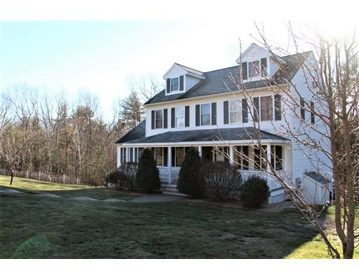 Casa Unifamiliar por un Venta en 10 Kayla Drive Westford, Massachusetts 01886 Estados Unidos