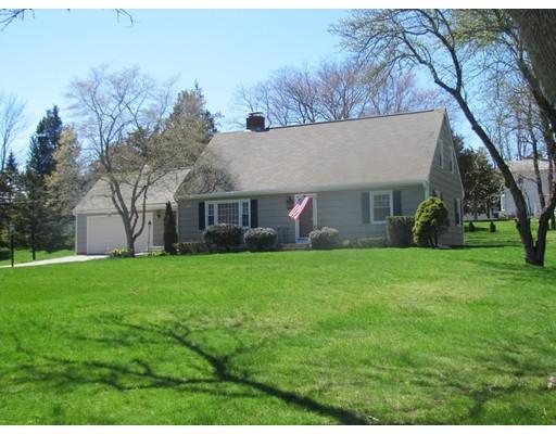 Частный односемейный дом для того Продажа на 47 Harvey Road Attleboro, Массачусетс 02703 Соединенные Штаты