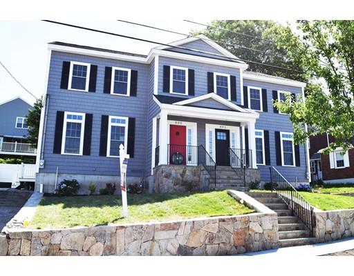 Condominio por un Venta en 198 Westminster Avenue Watertown, Massachusetts 02472 Estados Unidos