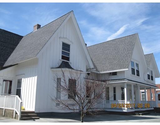 独户住宅 为 出租 在 124 North Main Street Mansfield, 马萨诸塞州 02048 美国